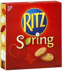 crackers spring Ritz Nutrition info