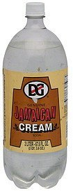 cream soda jamaican DG Nutrition info