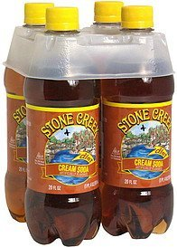 cream soda Stone Creek Nutrition info