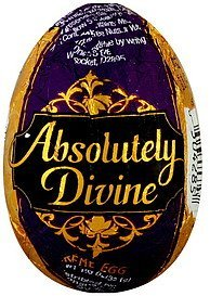 creme egg Absolutely Divine Nutrition info