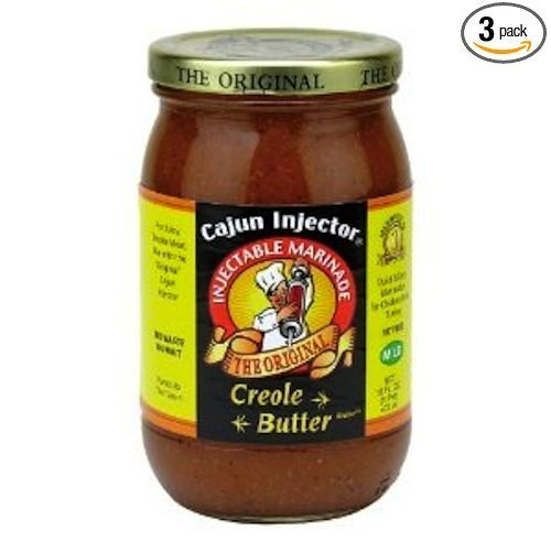 creole butter Cajun Injector Nutrition info