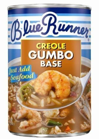creole gumbo base Blue Runner Nutrition info