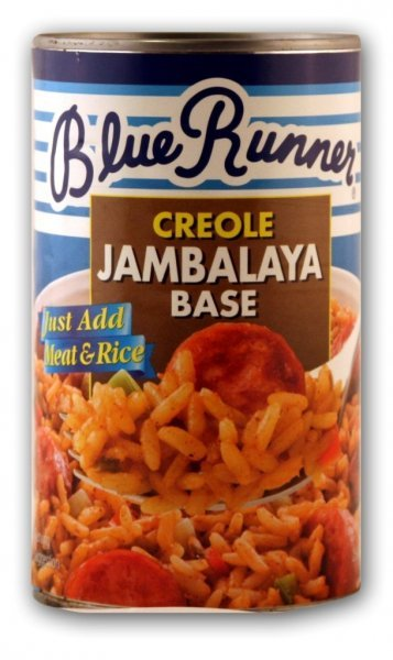 creole jambalaya base Blue Runner Nutrition info