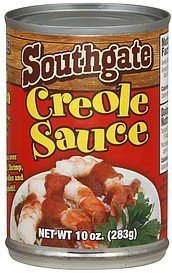 creole sauce Southgate Nutrition info