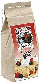 crepe mix New Hope Mills Nutrition info
