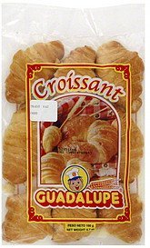 croissant Guadalupe Nutrition info