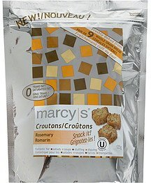 croutons rosemary Marcys Nutrition info