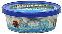 crumbled cheese buttermilk blue Roth Nutrition info