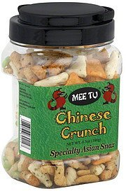 crunch chinese Mee Tu Nutrition info