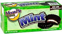 crunch mint MoonPie Nutrition info