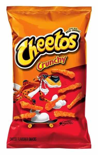 crunchy Cheetos Nutrition info