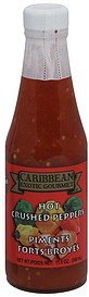 crushed peppers hot Caribbean Exotic Gourmet Nutrition info