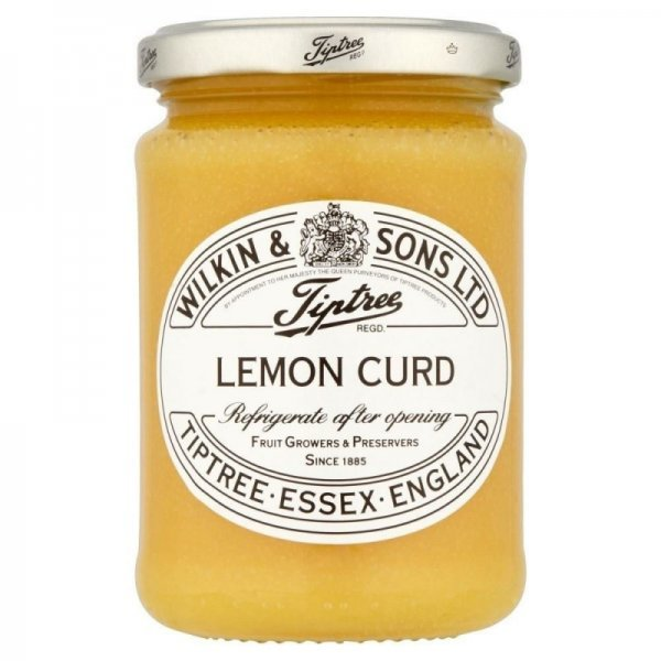 curd lemon Tiptree Nutrition info