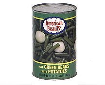 cut green beans with potatoes American Beauty Nutrition info