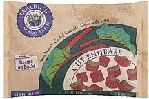 cut rhubarb Stahlbush Island Farms Nutrition info