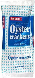 dainty oyster crackers Salerno Nutrition info