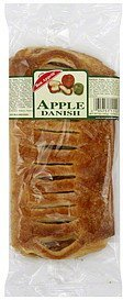 danish apple Bon Appetit Nutrition info