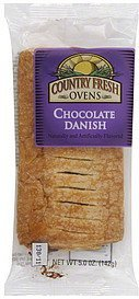 danish chocolate Country Fresh Ovens Nutrition info
