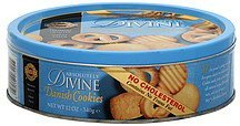 danish cookies Absolutely Divine Nutrition info
