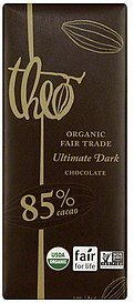 dark chocolate ultimate Theo Nutrition info