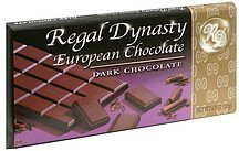 dark chocolate Regal Dynasty Nutrition info
