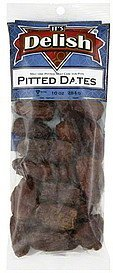 dates pitted Its Delish Nutrition info