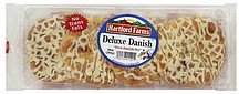 deluxe danish Hartford Farms Nutrition info