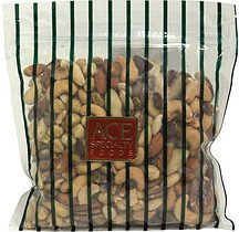 deluxe mixed nuts bulk taster pack Hickory Farms Nutrition info