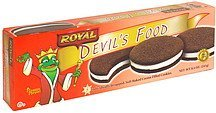 devil's food cookies Royal Nutrition info
