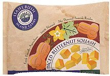 diced butternut squash Stahlbush Island Farms Nutrition info