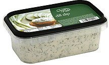 dill dip Country Maid Nutrition info