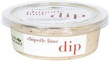 dip chipotle lime Cibo Naturals Nutrition info