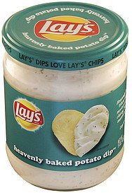 dip heavenly baked potato Lays Nutrition info