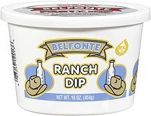 dip ranch Belfonte Nutrition info