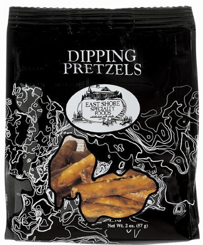 dipping pretzels East Shore Nutrition info