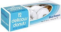 donuts assorted Blue Ribbon Nutrition info