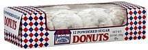 donuts powdered sugar Perfection Pastries Nutrition info