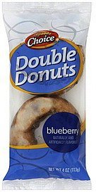 double donuts blueberry Speedy Choice Nutrition info