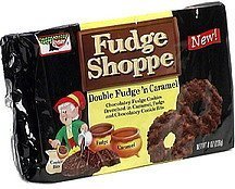 double fudge 'n caramel Fudge Shoppe Nutrition info