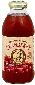 down-home cranberry Heritage Southern Nutrition info