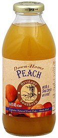 down-home peach Heritage Southern Nutrition info