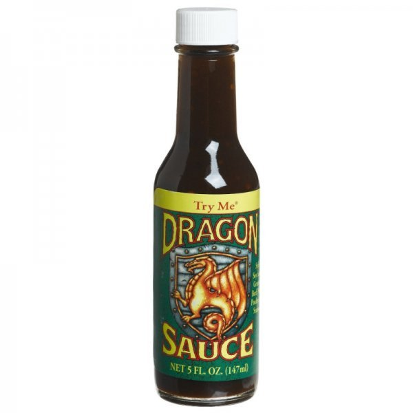 dragon sauce Try Me Nutrition info