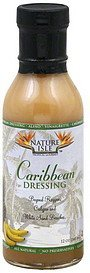 dressing caribbean Nature Isle Nutrition info