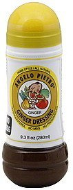 dressing ginger Angelo Pietro Nutrition info