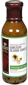 dressing & sauce garlicky sesame ginger Beyond Classics Nutrition info