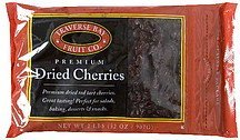 dried cherries premium Traverse Bay Fruit Co. Nutrition info