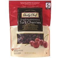 dried montmorency tart cherries Daily Chef Nutrition info