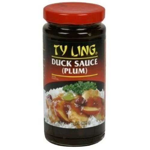 duck sauce plum Ty Ling Nutrition info