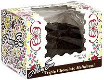 easter egg triple chocolate meltdown Mary Sue Nutrition info