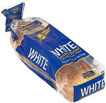 enriched bread white Golden Creme Nutrition info